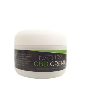 Natural CBD Creme Huidzalf